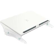 Porte-documents Flex Desk 630 New, hauteur ajustable, avec compartiment de rangement