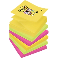 Post-its super sticky Z-Notes, Rio de Janeiro Collection