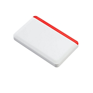 Powerbank, Rot, Standard, Auswahl Werbeanbringung optional