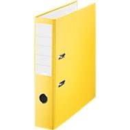 PP-Ordner Economy, Rückenbreite 75 mm, gelb