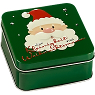 Präsentdose Eine Kleinigkeit vom Weihnachtsmann