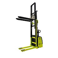 Pramac elektrische disselstapelaar LX 14/15 Triplex met vrije heffing, draagvermogen 1400 kg