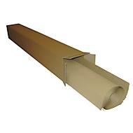 Presentatiekaartjes, wandpapier, 1400 x 1180 mm, 100 vellen, bruin