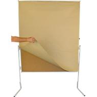 Presentatiepapier, 70 g/m²,1180 x 1400 mm, lichtbruin, 50 vel
