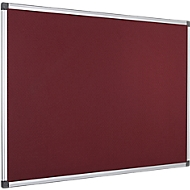 Prikbord, brandwerend, 900 x 600 mm