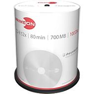 PRIMEON CD-R, tot 52x, 700 MB/80 min, spindel van 100 stuks