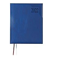 Profi-Timer Sidney, 160 Seiten, B 215 x H 265 mm, Werbedruck 100 x 80 mm, blau
