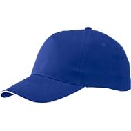 Promo Cap, royal/weiß