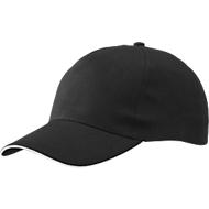 Promo Cap, schwarz/weiß