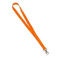 Promotionband Classic, Orange, Standard, Auswahl Werbeanbringung optional