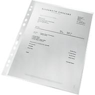 Prospekthülle re:cycle, A4, 0,1 mm starker, recycelter PP-Folie, 100 Stück