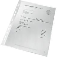Prospekthülle re:cycle, A4, 0,1 mm starker, recycelter PP-Folie, 25 Stück