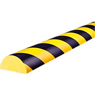Protect. d'angle 1m, type C+, jaune/noir