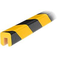 Protect. de chant 1 m, type G, jaune/noi