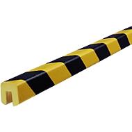 Protect. de chant 5 m, type G, jaune/noi