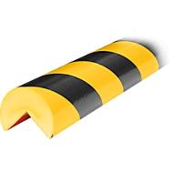 Protection d'angle Type A+ - jaune/noir - 1 pièce de 1 mètre