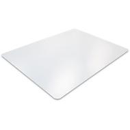 Protege sol pr sol dur 1200 x 750 mm lisse et anti dérapant