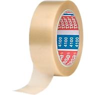 PVC Packband tesa® 4100, transparent, 38 mm, 8 Rollen