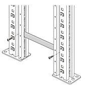 Rahmenverbinder für System R 3000, für Rahmendistanz 50 mm