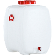 Raumspartank 60 l, oval