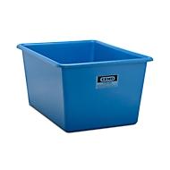 Rechteckbehälter Standard, GFK, 1100 l, blau