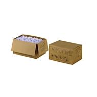 Recyclebarer Abfallsack für 100X, 26L, 20 Stück