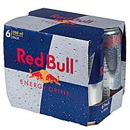 Red Bull, 6 x 250 ml