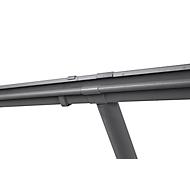 Regengoot & regenpijp voor dakbedekkingssysteem WSM Leipzig, B 2250 mm, kunststof
