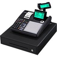Registrierkasse Casio SE-C450MB-FIS, 4 Schein-, 8 Münzfächer (GOBD/GDPdU-konform)