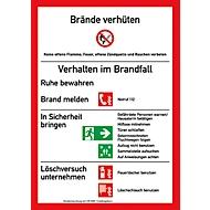Réglement incendie (allemand)