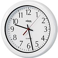 Reloj de pared para espacios húmedos, cuarzo