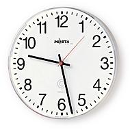 Reloj de pared radiocontrolado, red 230V, ø 300 mm