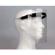 Reservevizierfolie voor in maat verstelbaar gelaatsmasker, 210 x 297 mm, polyester, glashelder, 5 stuks