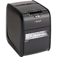 Rexel Aktenvernichter Auto+ 90X, Partikelschnitt 4 x 45 mm, bis zu 90 Blatt Einzug