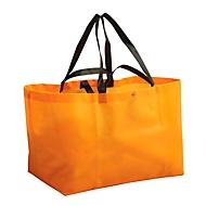 Riesenshopper, Orange, Standard, Auswahl Werbeanbringung optional