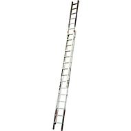 ROBILO Seilzugleiter, 2 x 15 Sprossen