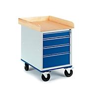 Roll-Schubladenschrank, 700 x 490 mm, Tragkraft 150 kg