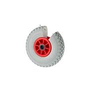 ROLLCART Räder, unplattbar, mit Kunststofffelge und Rollenlager