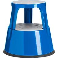 Rollhocker, blau