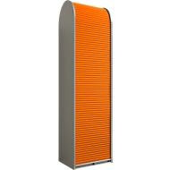 Rollladen für Hochschrank B 500 mm, orange