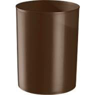 rondofix Papierkorb, braun