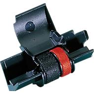 Rouleau d' encrage groupe 745, noir/rouge, 5 pièces