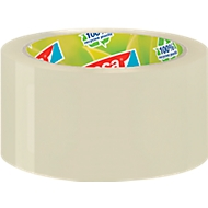 Ruban adhésif d'emballage tesapack® Eco & Strong, 6 rouleaux, transparent
