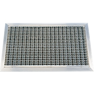 Rubberen deurmat, 585 x 385 x 22 mm