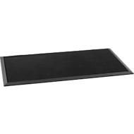Rubberen mat, 400 x 600 x 10 mm