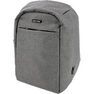 "Rugzak ""Safepack"", polyester, opvouwbaar, geïntegreerde USB-laadpoort, B310xD150xH450 mm"