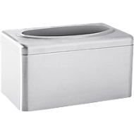 Rvs-box voor KLEENEX® Ultra Soft