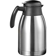Rvs thermoskan, 2 liter