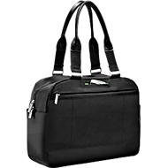 Sac Shopper Smart Traveller LEITZ®, pr. ordinateurs portables de 13,3 pouces, noir