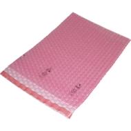 Sachets d'emballage à bulles d'air en PE, 320 x 310 mm, 300 pièces